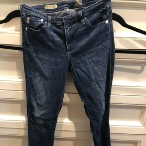 AG Skinny Jeans Size 27R